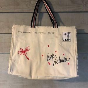 Victoria's Secret Bags - NWOT Large Victoria Secrets Tote